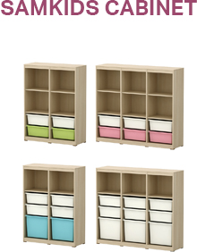 SamKids2 Drawers