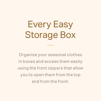 Every Easy Storage Box