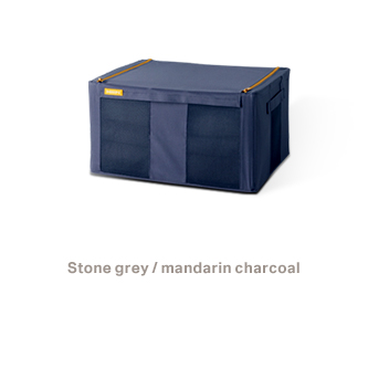 Stone grey / mandarin charcoal 56L - 19,900won