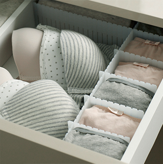 Custom Drawer Dividers